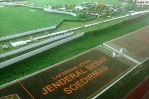 Siap Beroperasi Besok, Penjualan Tiket Di Bandara Jenderal Besar Soedirman Sudah Hampir 50%