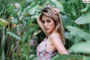 "Warganet Heboh, Jessica Iskandar Posting Foto Dengan Caption ""Aku Kafir"""