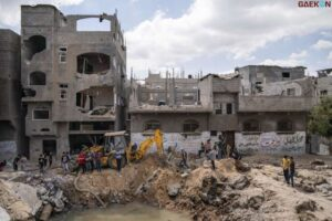 """Lakukan Investigasi, PBB """"Turun Gunung"""" Di Gaza"""