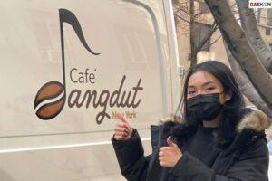 Jadi Ajang Promosikan Parekraf, Sandiaga Uno Dukung Penuh Cafe Dangdut Di New York