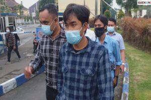 Polda Jatim Tetapkan 2 Polisi Jadi Tersangka Penganiayaan Jurnalis Nurhadi
