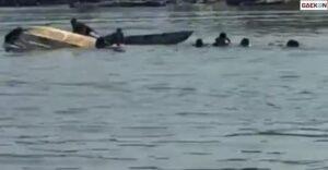 Dibalik Insiden Perahu Terbalik Di Waduk Kedung Ombo, Nahkodanya Masih Berusia 13 Tahun