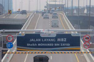 Polda Metro Jaya Mulai Buka Tol Layang MBZ