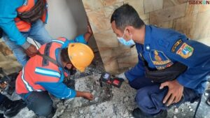 Keluarkan Panas Hingga 60 Derajat Celsius, Keramik Rumah Warga Ini Dibongkar