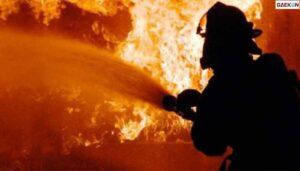 Gudang Sound System Surabaya Terbakar, 21 Armada Pemadam Kebakaran Dikerahkan