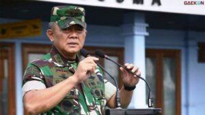 Gantikan Doni Monardo, Presiden Lantik Letjen TNI Ganip Warsito Jadi Kepala BNPB