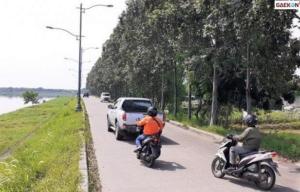 Jalur Tikus Dijaga Ketat, Jalan Alternatif Hanya Nyebur Kali