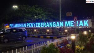 Jelang Larangan Mudik 6 Mei, Hari Ini Pelabuhan Merak Banten Dipadati Pemudik