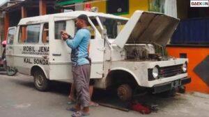 Terdengar Suara Rintihan, Warga Asal Sukoharjo Bikin Heboh Beli Mobil Bekas Mobil Jenazah