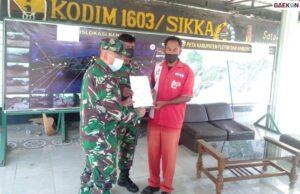 Oknum TNI Pemukul Petugas SPBU Di NTT Akan Diproses Secara Hukum