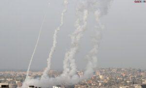 Kembali Memanas, Israel Jadi Target Serangan Roket Hamas