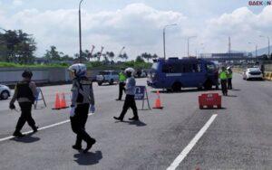 Banyak Pemudik Lolos, Humas Polri: Anggota Kepolisian Yang Lalai Akan Kena Sanksi