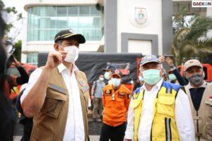 Doni Monardo Pensiun Per 1 Juni, Jokowi Angkat Kepala BNPB Baru