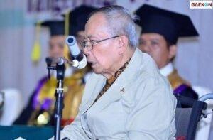 Eks Mendikbud Era Pemerintahan Soeharto, Prof Wiranto Meninggal Dunia