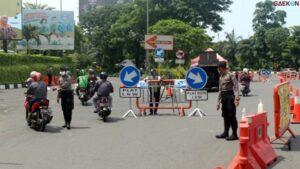 SIKM Berlaku Untuk Semua Kalangan Yang Masuk Wilayah Surabaya