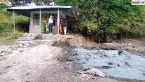 Semburan Gas Di Cirebon Mengandung Zat Berbahaya, Badan Geologi Himbau Warga Sekitar Agar Tak Lakukan Aktivitas