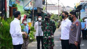 Pemerintah Resmi Berlakukan PPKM Mikro Darurat Di Jawa Dan Bali 3-20 Juli