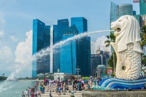 Kontak Dengan Positif Covid-19 Tak Perlu Diisolasi, Singapura Akan Anggap Covid-19 Seperti Flu