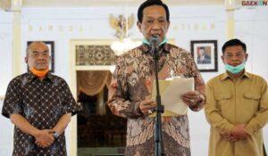 Kasus Harian Di Yogyakarta Capai 500 Kasus, Sultan HB X: Kalau Masih Tembus Arep Apa Meneh, Ya Lockdown