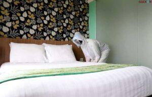 Kehabisan Anggaran, BNPB Hentikan Pembiayaan Hotel Untuk Isolasi Mandiri Covid-19 Di DKI Jakarta