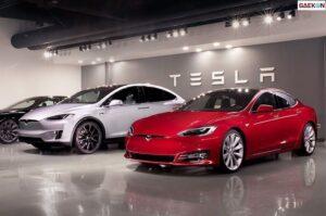 Diduga Pemasangan Sabuk Pengaman Kurang Tepat, 5.530 Mobil Tesla Kena Recall
