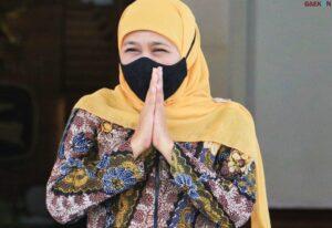 Jemaah Haji Jatim 2021 Batal Berangkat, Khofifah: Mohon Bersabar, Saat Ini Kesehatan Jadi Prioritas