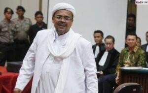 Kasus Tes Swab Di RS Ummi Bogor, Rizieq Shihab Dituntut 6 Tahun Penjara