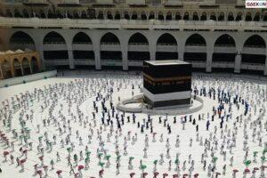 Berjuang Dapatkan Kuota Haji 2021, Yenny Wahid Dampingi Menko Luhut Temui Dubes Arab Saudi