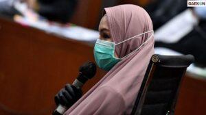 6 Tahun Lebih Ringan, Jaksa Pinangki Divonis 4 Tahun Penjara