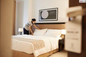 Tersebar Di 44 Hotel, 3.673 Orang Di Jakarta Positif Covid-19