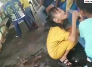 Bukan Main, Puluhan Bocah Di Bawah Umur Ini Pesta Miras Bikin Warganet Syok