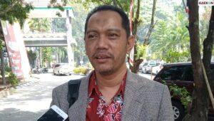 Sesak Nafas Hingga Demam, Wakil Ketua KPK Nurul Gufron Positif Covid-19