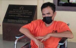 Polisi Berhasil Menangkap Pria Yang Tega Masukkan Ulekan Ke Kemaluan Istrinya