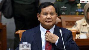 Kisruh Rencana Pinjaman Rp 1,7 Kuadriliun, Prabowo Akan Hadiri Rapat Dengar Dengan DPR Hari Ini