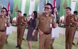 Viral Kades Di Grobogan Jodet Tanpa Masker, Ganjar Pranowo: Saya Sepakat Itu Diperiksa Polisi