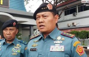 KSAL Akan Tindak Tegas 6 Prajurit TNI AL Yang Keroyok Warga