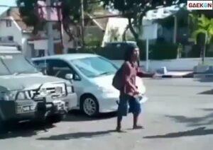Bawa Golok Sepanjang Jalan, Pria Di Yogyakarta Ini Berhasil Diamankan Polisi