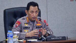 7 Polisi Di Tanjungbalai Jual Narkoba, Kapolri Tegaskan Akan Pecat Oknum Polisi Yang Terlibat Narkoba