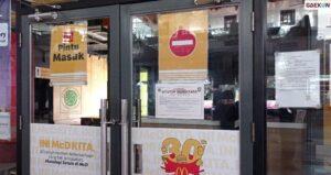Berebut Beli Paket BTS Meal, McDonald's Stasiun Gambir Disegel
