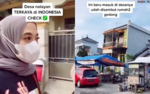 Viral Desa Nelayan Terkaya Di Indonesia