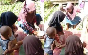 Batal Liwetan, Wanita Ini Malah Nyebur Ke Kolam