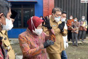 Penyalahgunaan PKH Di Malang, Mensos Risma: Tidak Ada Lagi Kata Maaf, Saya Tidak Main-Main