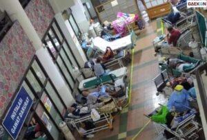 Viral Foto Pasien Covid-19 Di RSHS Bandung, Ini Kata Pihak Rumah Sakit