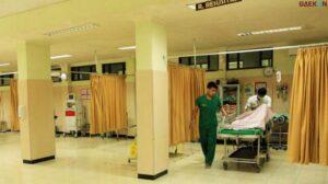 Kasus Covid-19 Tembus 1.000, Tempat Isolasi Dan Ruang ICU RS Di Semarang Mulai Penuh