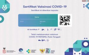 Bahaya Unggah Sertifikat Vaksinasi Covid-19 Di Medsos, Begini Kata Polri