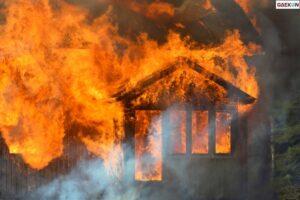 Bermain Korek Api, Dua Anak Penyandang Disabilitas Ini Tak Sengaja Bakar Tiga Rumah