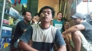 Pembuat Video Tidak Percaya Covid-19 Di Kuningan Berhasil Ditangkap Polisi