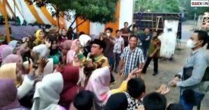 Viral Video Wabup Lampung Tengah Joget-Joget Di Resepsi Pernikahan Tanpa Masker