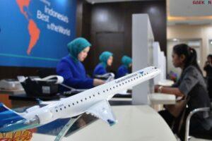 Keuangan Perusahaan Semakin Terpuruk, 100 Karyawan PT Garuda Indonesia Ajukan Pensiun Dini