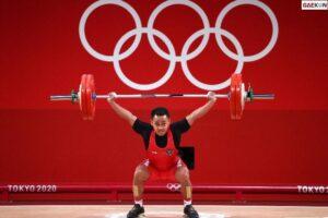 Eko Yuli Irawan Berhasil Raih Medali Perak Di Olimpiade Tokyo 2020